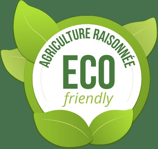 picto agriculture raisonnée et fruits et légumes locaux