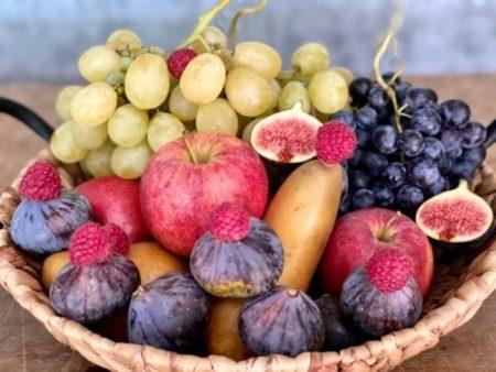 fruits frais locaux de saison