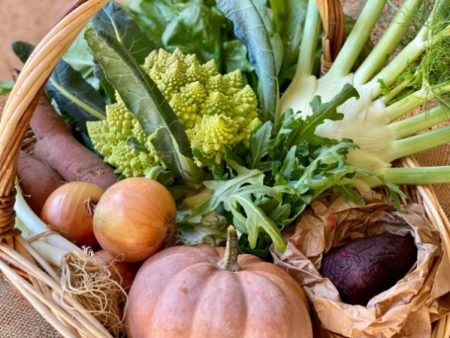 panier légumes bio locaux