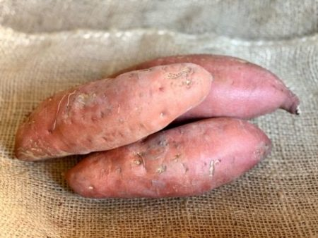 patate douce bio locale
